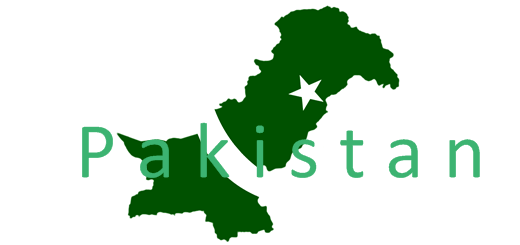 Pakistan Map