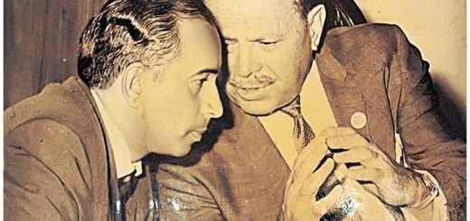 ayub and bhutto