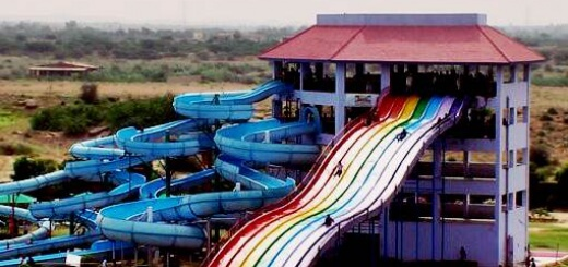 aladin water park