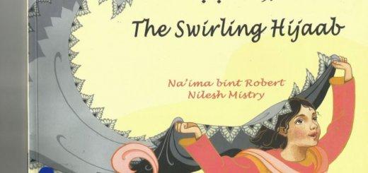 The Swirling Hijab - Story for Children on Diversity