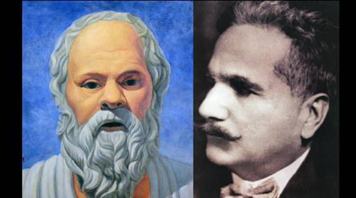 iqbal and socrates