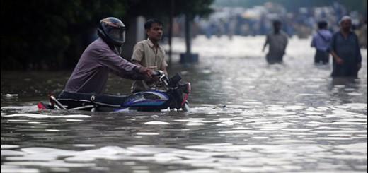Karachi Monsoon