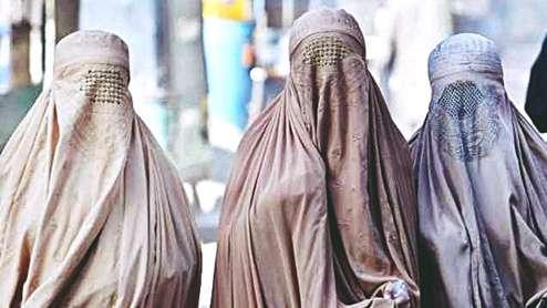 Burqa and Secularism