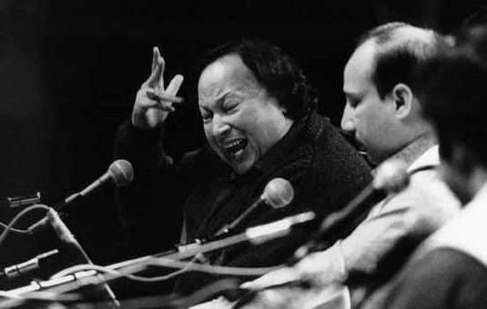Download best collection of Nusrat Fateh Ali Khan's MP3 songs