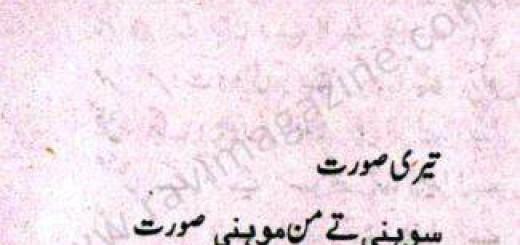 saajin-pyaare-punjabi-poem