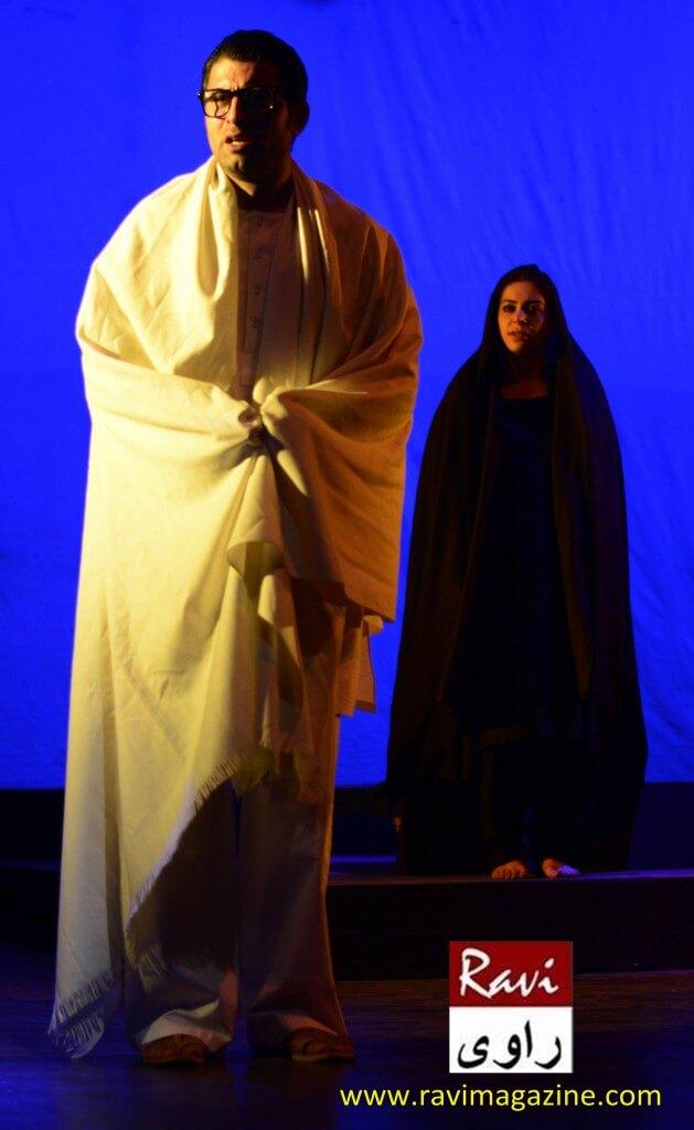 Kaun hai ye Gustakh - Manto Ajoka Play at Alhamra Lahore