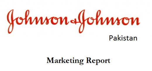 johnson and johnson report