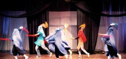 Burqa Vaganza - Ajoke Theatre