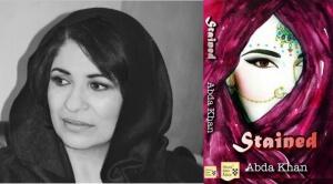 Abda Khan Stained Novel
