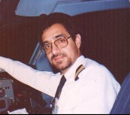 Nusrat Hussain PIA