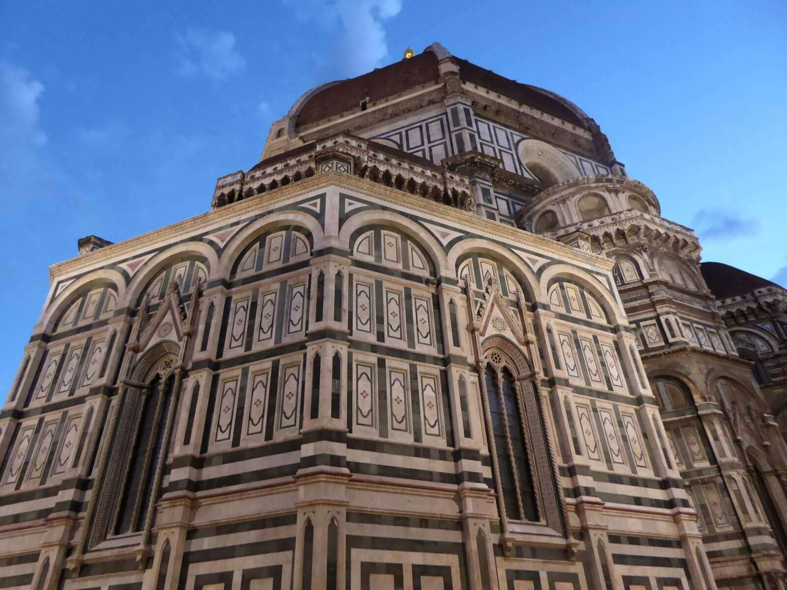 the dome of the cathedral florence essay Masaccio, donatello, and brunelleschi – renaissance a custom essay sample on dome of the unfinished gothic cathedral of florence– the doom the dome.