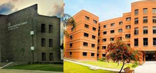 IBA Karachi and LUMS campus
