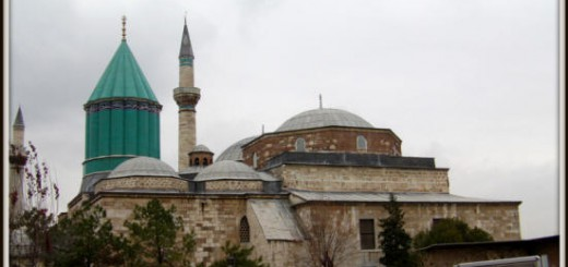 Mevlana Rumi Shrine, Konya [Turkey]