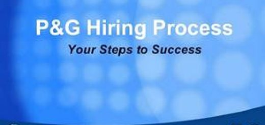 P&G Hiring Pakistan