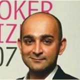 mohsin hamid at booker prize awards