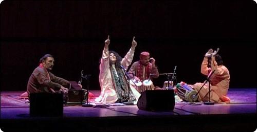 abida pareen - queen of sufi music
