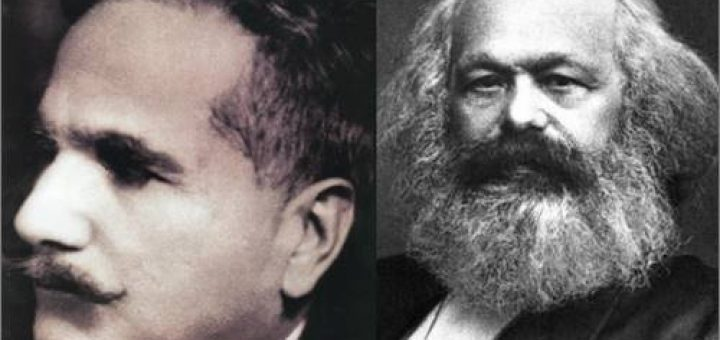 allama iqbal on karl marx and socialism