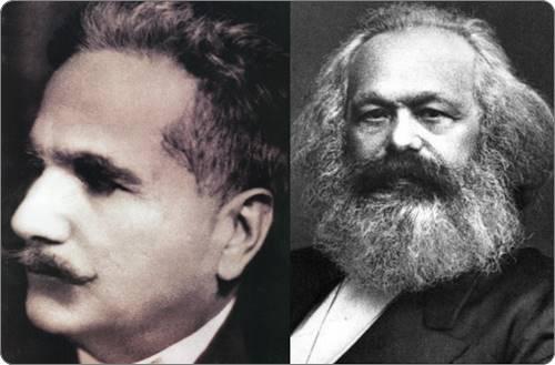 allama iqbal on karl marx and socialism
