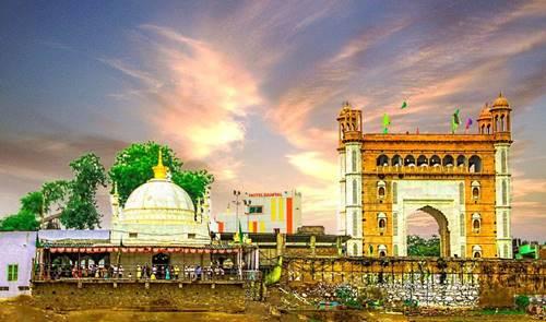 ajmer sharif - courtesy zuber sheikh