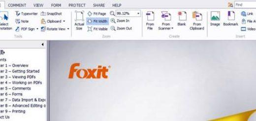 Foxit Reader 9