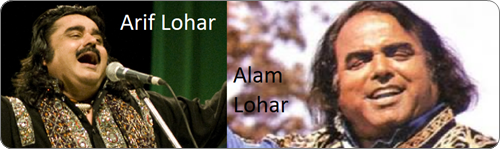 arif lohar and alam lohar