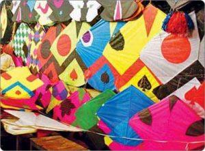 basant kites