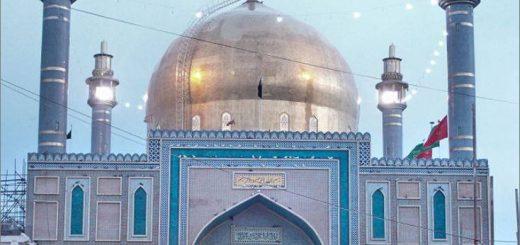 Shrine of Lal Shahbaz Qalandar
