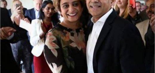 Sadiq-khan-and-Saadiya-khan