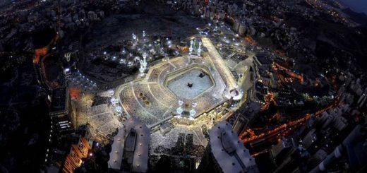 Makkah Aerial View