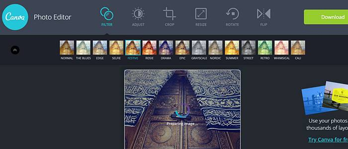 Canva-photo editor review