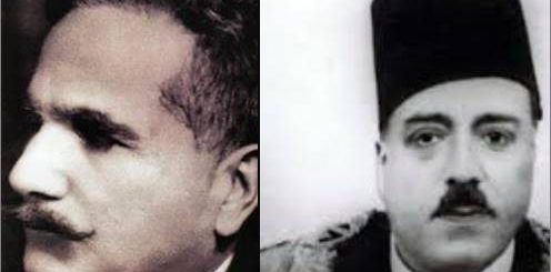 allama iqbal and sir ross masood
