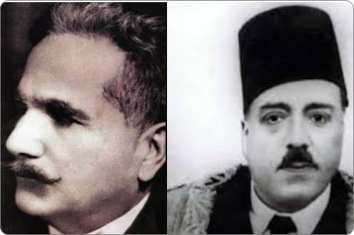 allama iqbal and sir ross masood