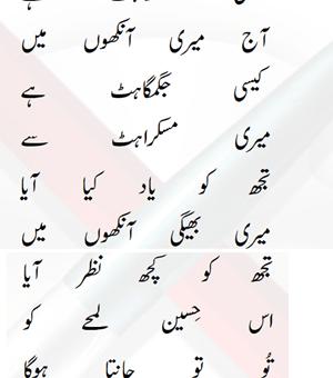 kainaat-ke-khaliq-parveen-shakir